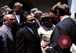 Image of civil rights leaders Washington DC USA, 1963, second 50 stock footage video 65675070908