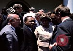Image of civil rights leaders Washington DC USA, 1963, second 56 stock footage video 65675070908