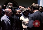 Image of civil rights leaders Washington DC USA, 1963, second 60 stock footage video 65675070908