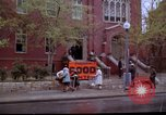 Image of aid to needy after 1968 riots Washington DC USA, 1968, second 4 stock footage video 65675070912