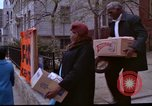 Image of aid to needy after 1968 riots Washington DC USA, 1968, second 8 stock footage video 65675070912