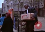 Image of aid to needy after 1968 riots Washington DC USA, 1968, second 9 stock footage video 65675070912