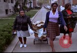 Image of aid to needy after 1968 riots Washington DC USA, 1968, second 15 stock footage video 65675070912