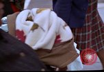 Image of aid to needy after 1968 riots Washington DC USA, 1968, second 19 stock footage video 65675070912
