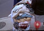 Image of aid to needy after 1968 riots Washington DC USA, 1968, second 21 stock footage video 65675070912