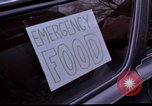 Image of aid to needy after 1968 riots Washington DC USA, 1968, second 22 stock footage video 65675070912