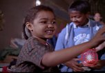 Image of aid to needy after 1968 riots Washington DC USA, 1968, second 35 stock footage video 65675070912