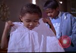 Image of aid to needy after 1968 riots Washington DC USA, 1968, second 39 stock footage video 65675070912