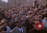 Image of Martin Luther King funeral Atlanta Georgia USA, 1968, second 17 stock footage video 65675070913
