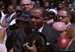 Image of Martin Luther King funeral Atlanta Georgia USA, 1968, second 31 stock footage video 65675070913