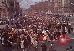 Image of Martin Luther King funeral procession to Morehouse College Atlanta Georgia USA, 1968, second 5 stock footage video 65675070914