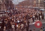 Image of Martin Luther King funeral procession to Morehouse College Atlanta Georgia USA, 1968, second 9 stock footage video 65675070914