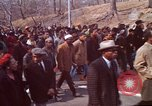 Image of Martin Luther King funeral procession to Morehouse College Atlanta Georgia USA, 1968, second 25 stock footage video 65675070914
