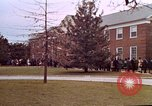 Image of Martin Luther King funeral procession to Morehouse College Atlanta Georgia USA, 1968, second 38 stock footage video 65675070914