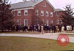 Image of Martin Luther King funeral procession to Morehouse College Atlanta Georgia USA, 1968, second 43 stock footage video 65675070914