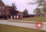 Image of Martin Luther King funeral procession to Morehouse College Atlanta Georgia USA, 1968, second 46 stock footage video 65675070914