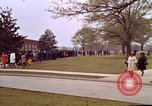 Image of Martin Luther King funeral procession to Morehouse College Atlanta Georgia USA, 1968, second 48 stock footage video 65675070914