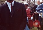 Image of faces of Martin Luther King funeral mourners Atlanta Georgia USA, 1968, second 8 stock footage video 65675070915