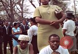 Image of faces of Martin Luther King funeral mourners Atlanta Georgia USA, 1968, second 21 stock footage video 65675070915
