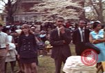 Image of faces of Martin Luther King funeral mourners Atlanta Georgia USA, 1968, second 23 stock footage video 65675070915
