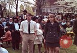 Image of faces of Martin Luther King funeral mourners Atlanta Georgia USA, 1968, second 24 stock footage video 65675070915
