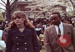 Image of faces of Martin Luther King funeral mourners Atlanta Georgia USA, 1968, second 27 stock footage video 65675070915