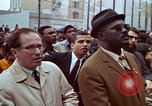 Image of faces of Martin Luther King funeral mourners Atlanta Georgia USA, 1968, second 47 stock footage video 65675070915