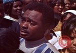 Image of faces of Martin Luther King funeral mourners Atlanta Georgia USA, 1968, second 49 stock footage video 65675070915