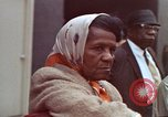 Image of faces of Martin Luther King funeral mourners Atlanta Georgia USA, 1968, second 61 stock footage video 65675070915