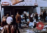 Image of looting of Wolfe Bros. furniture store during riots Washington DC USA, 1968, second 5 stock footage video 65675070916