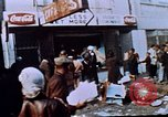 Image of looting of Wolfe Bros. furniture store during riots Washington DC USA, 1968, second 6 stock footage video 65675070916