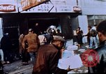 Image of looting of Wolfe Bros. furniture store during riots Washington DC USA, 1968, second 7 stock footage video 65675070916