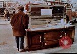 Image of looting of Wolfe Bros. furniture store during riots Washington DC USA, 1968, second 8 stock footage video 65675070916