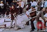 Image of looting of Wolfe Bros. furniture store during riots Washington DC USA, 1968, second 17 stock footage video 65675070916