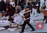 Image of looting of Wolfe Bros. furniture store during riots Washington DC USA, 1968, second 18 stock footage video 65675070916