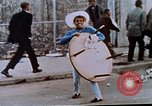 Image of looting of Wolfe Bros. furniture store during riots Washington DC USA, 1968, second 21 stock footage video 65675070916