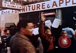 Image of looting of Wolfe Bros. furniture store during riots Washington DC USA, 1968, second 30 stock footage video 65675070916