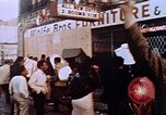 Image of looting of Wolfe Bros. furniture store during riots Washington DC USA, 1968, second 31 stock footage video 65675070916
