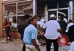 Image of looters at pawn shop Washington DC USA, 1968, second 6 stock footage video 65675070917