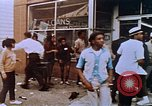Image of looters at pawn shop Washington DC USA, 1968, second 8 stock footage video 65675070917