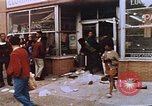 Image of looters at pawn shop Washington DC USA, 1968, second 13 stock footage video 65675070917
