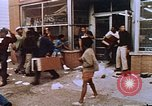 Image of looters at pawn shop Washington DC USA, 1968, second 14 stock footage video 65675070917