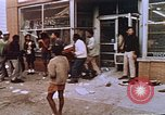 Image of looters at pawn shop Washington DC USA, 1968, second 15 stock footage video 65675070917