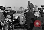 Image of 6-wheeled car Detroit Michigan USA, 1931, second 15 stock footage video 65675070928