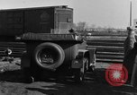 Image of 6-wheeled car Detroit Michigan USA, 1931, second 34 stock footage video 65675070928