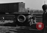 Image of 6-wheeled car Detroit Michigan USA, 1931, second 35 stock footage video 65675070928