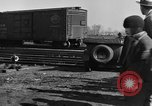 Image of 6-wheeled car Detroit Michigan USA, 1931, second 37 stock footage video 65675070928