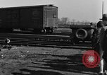 Image of 6-wheeled car Detroit Michigan USA, 1931, second 39 stock footage video 65675070928