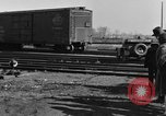 Image of 6-wheeled car Detroit Michigan USA, 1931, second 43 stock footage video 65675070928