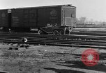 Image of 6-wheeled car Detroit Michigan USA, 1931, second 49 stock footage video 65675070928